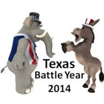 2014 Texas Political Battle